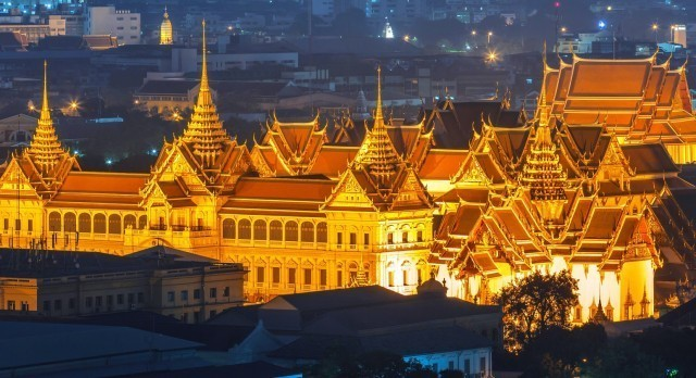 Königspalast, Bangkok