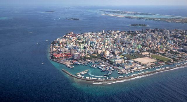 Die Hauptstadt Male gehört zu den kulturell interessantesten Malediven Sehenswürdigkeiten