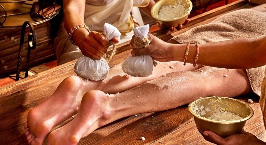 Ayuredareisen bringen Geist und Körper in Einklang