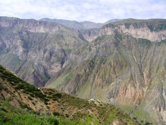 Peru - it's not just about Macchu Pichu - Colca Canyon
