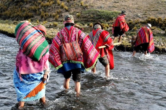 Mythology Inspires Today's Culture in Bolivia