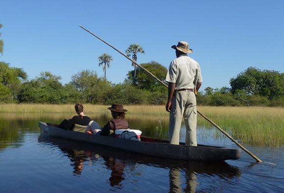 From Kalahari Desert to Okavango Delta. This is Botswana.