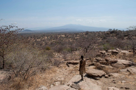 Hadza Bushmen of Lake Eyasi, Image Courtesy of Lake Eyasi Tented Camp, Tanjanyika Wildeness Camps