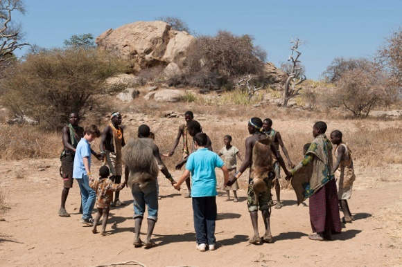 Natural Hunters: The Hadza Bushmen of Tanzania, Image Courtesy of Lake Eyasi Tented Camp, Tanjanyika Wildeness Camps