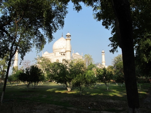 A Taste of Rajasthan in Photos: Agra Taj Mahal