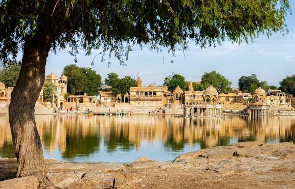 Jaisalmer, The Last Frontier - Sensational Miles Of Nothingness