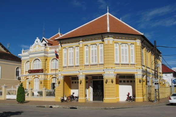 Cambodia's French Colonial Architecture