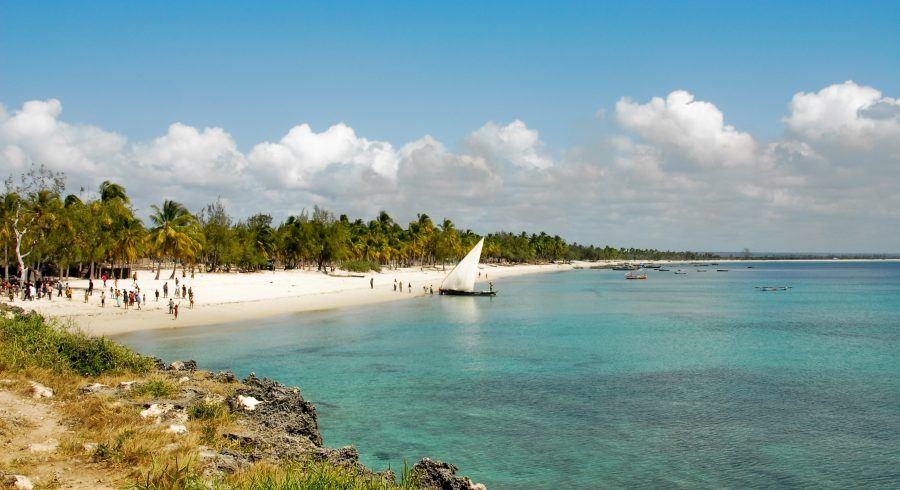 Strandreise im Quirmbas Archipel
