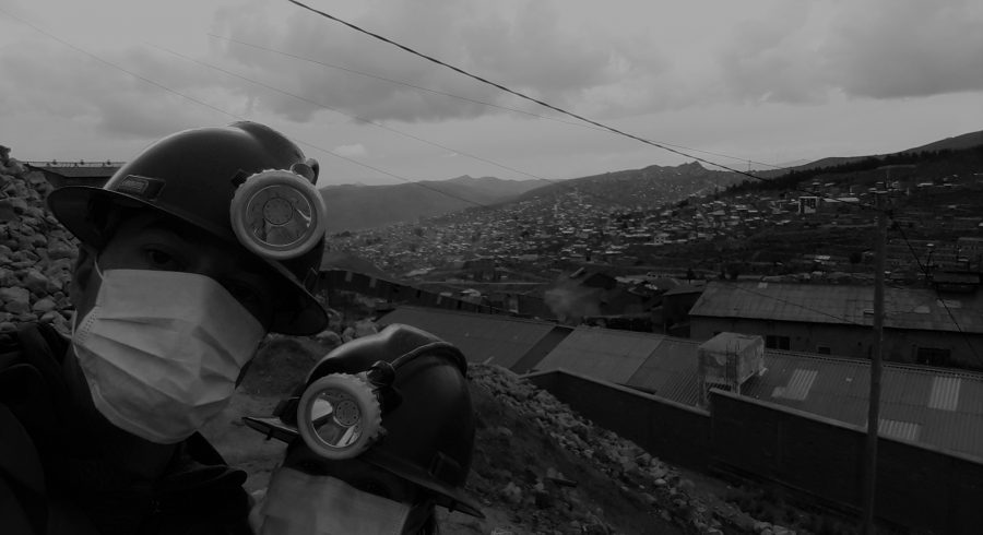 Minen in Bolivien