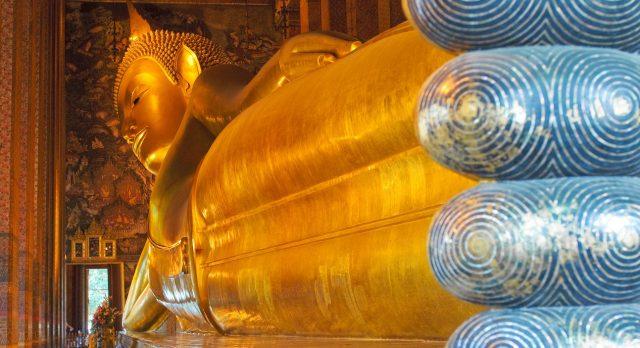 Wat Pho (Tempel der Morgenröte), Bangkok, Thailand