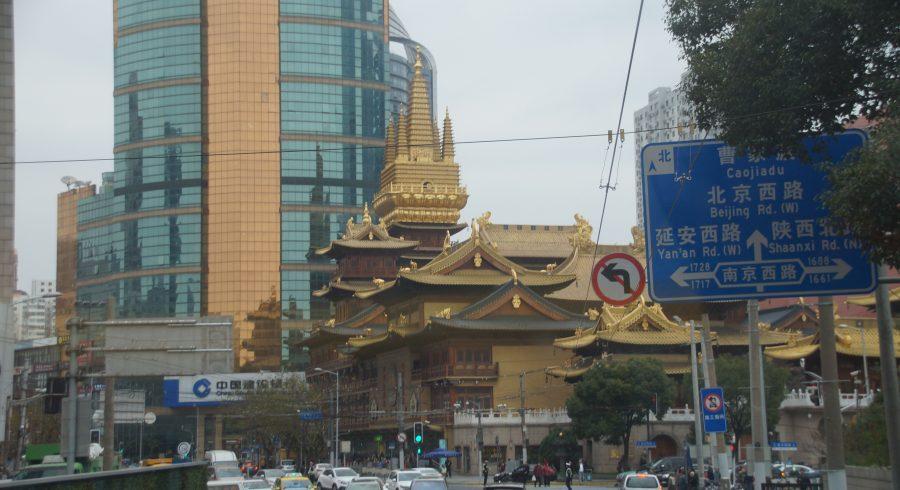 Sehenswürdigkeiten von Shanghai, China