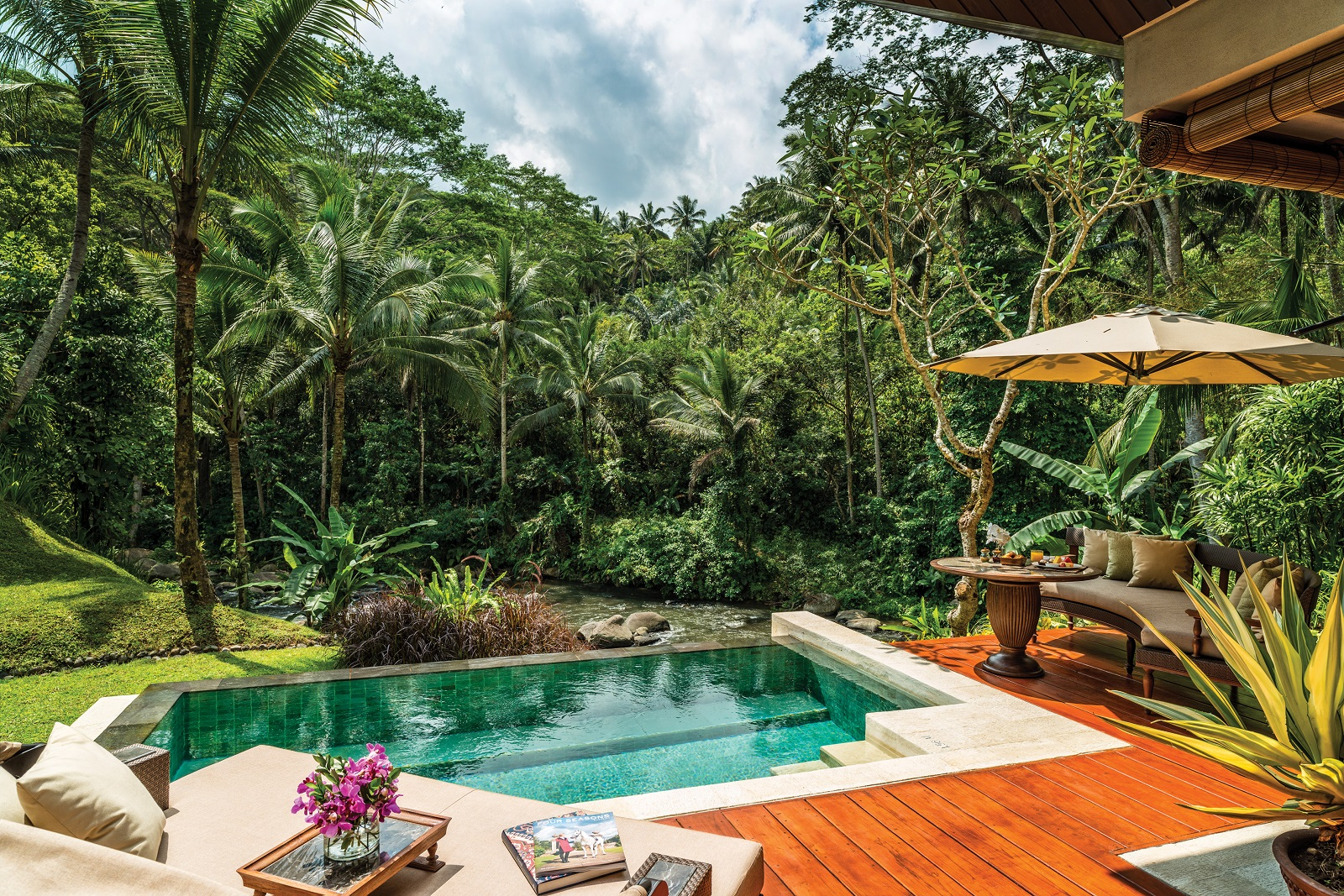 Top 10 Luxury Pools For Bali Holidays Enchanting Travels